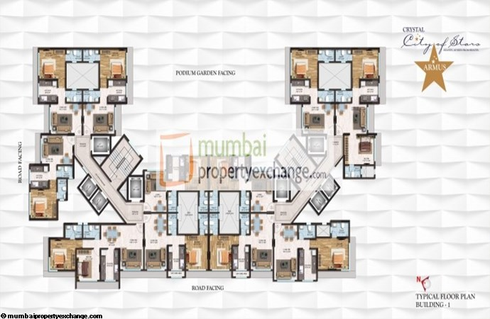 Crystal Armus Floor plan