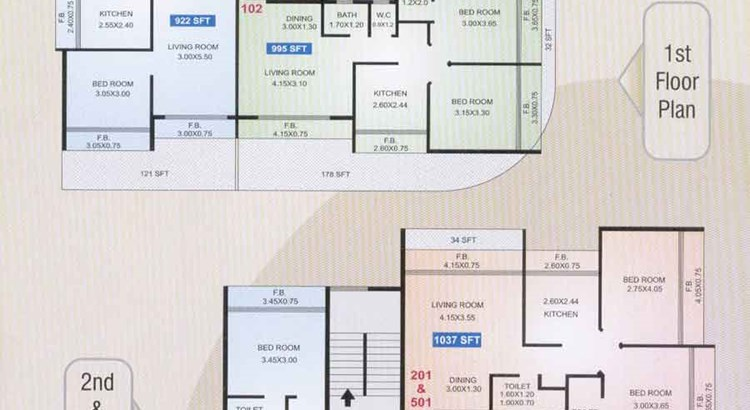 Shree Ganesh Floor Plan