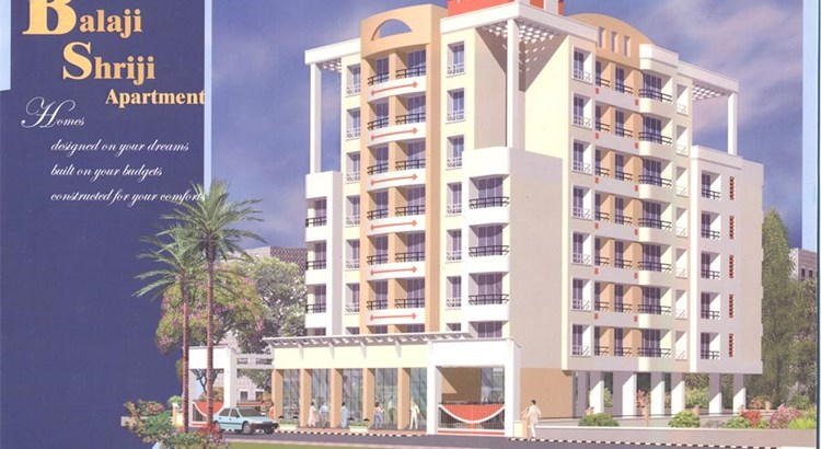 Balaji Shriji Apartment Main Bldg