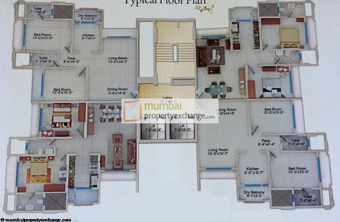 Horizon Green Floor Plan