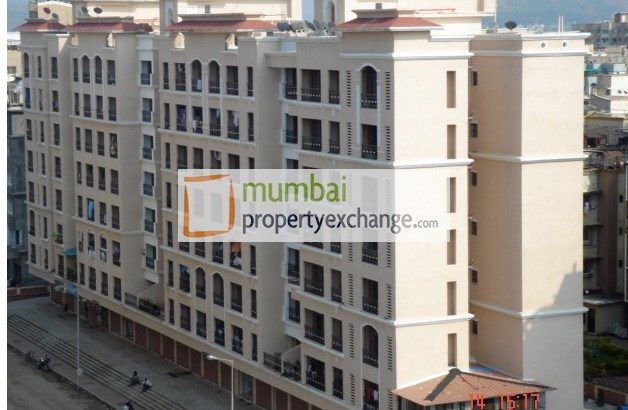 Vinay Unique Residency Building View