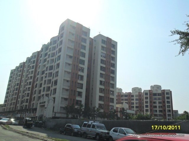 1 BHK apartment for Rent in Rock Enclave, Kandivali West