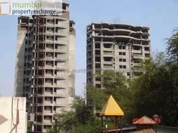 Vakratund Residency, Thane West