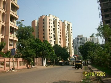 Dhaval Hills, Thane West