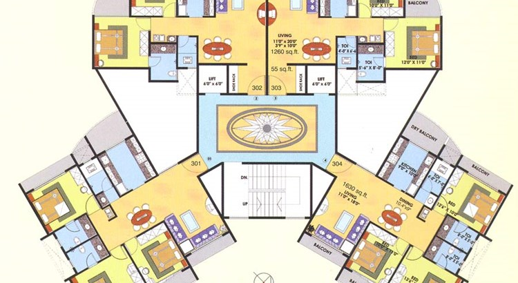 Sai Ansh Floor Plan