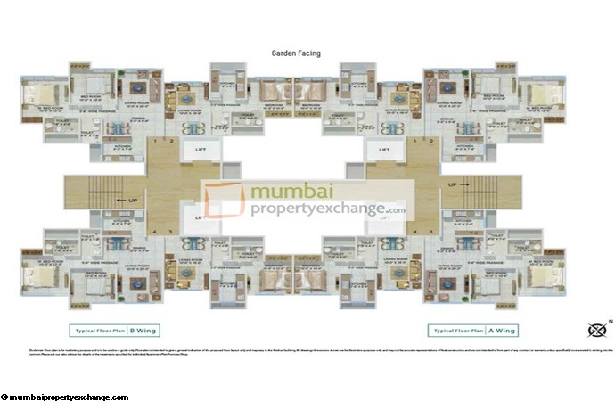 Sheth Zuri Floor Plan