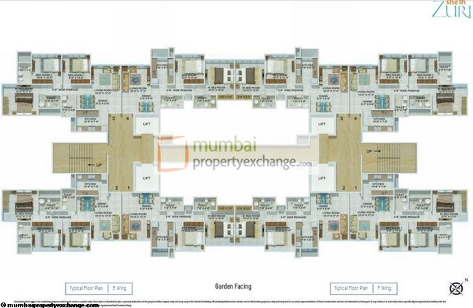 Sheth Zuri Floor Plan 2