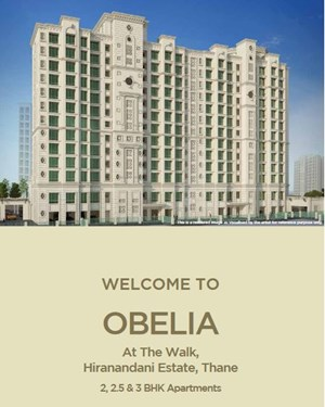 Hiranandani Obelia The Walk image