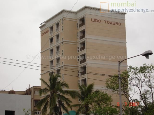 3 BHK apartment for Rent in Lido Towers, Juhu