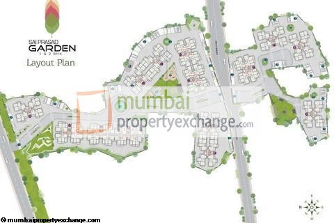 Sai Prasad Gardens Layout Plan