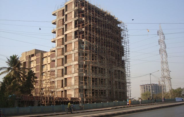 Mannat Tower 7 Feb 2009