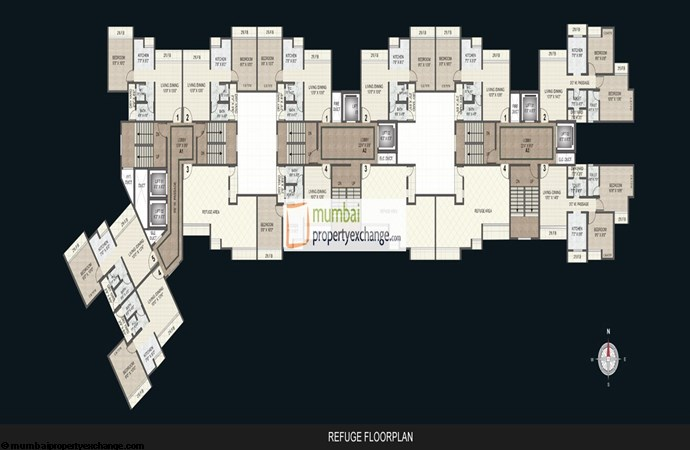 And Agasan Refugee Floor Plan