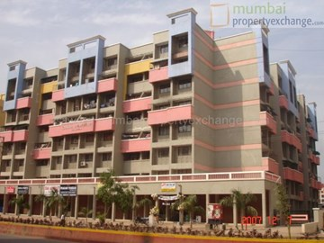 Krishna Apartments, Kamothe
