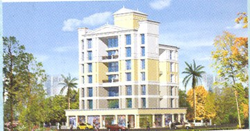 Golf View Apartments, Nerul