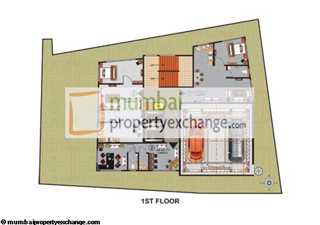 Atlas Royal 1st Floor Plan