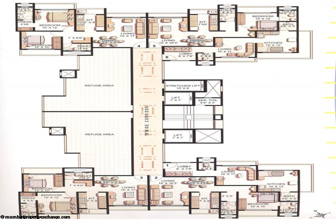 Grace Pinnacle floor plan