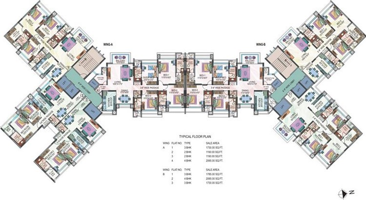 Ivy Floor Plan I