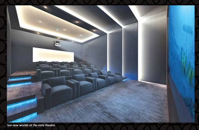Siddha Seabrook Seabrook Mini Theatre