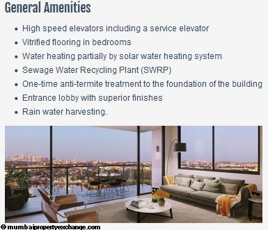 Piramal Vaikunth Vama Piramal Vaikunth Vama General Amenities
