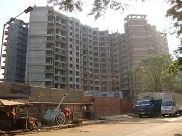 Neelkanth Kingdom, Ghatkopar West