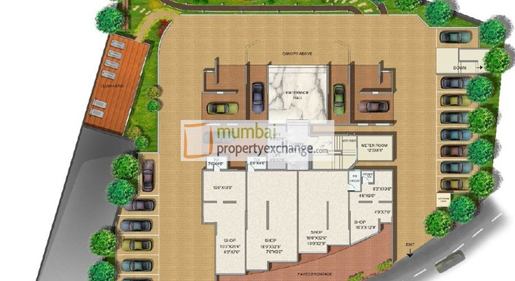 Sanghvi Heights Layout