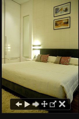 Lodha Bellissimo Guest Room