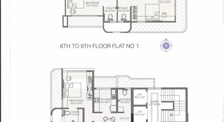 Holly Hock Floor Plan