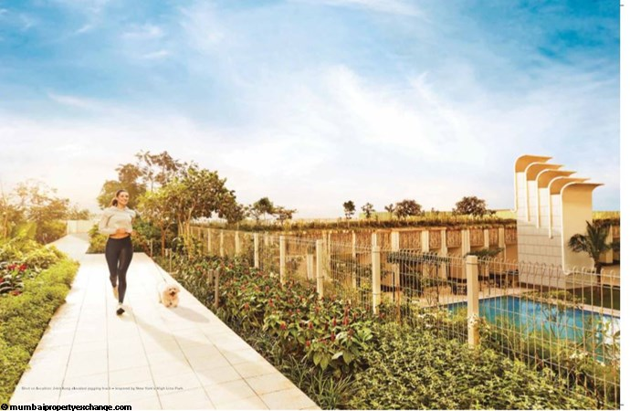 Lodha Codename Smartmove Lodha SmartMove 2Km Elevated Jogging Track