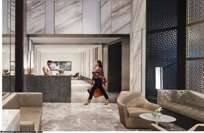 Lodha Codename Smartmove Lodha SmartMove Grand Entrance Lobby