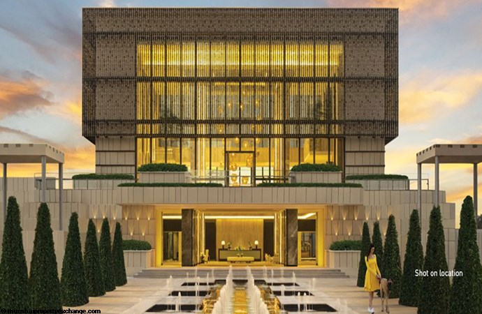 Lodha Codename Smartmove Lodha Wadala - New Cuffe Parad 75,000 Sqft Grand Luxury Club House