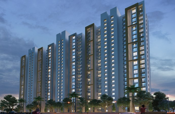 Runwal My City (Serenity) Runwal MyCity Elevation