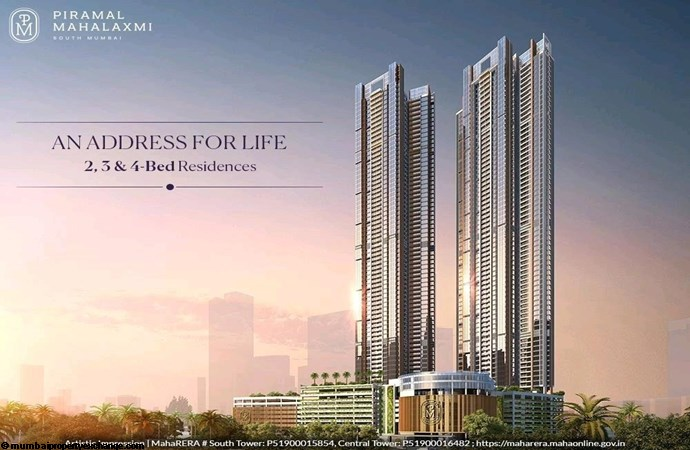 Piramal Mahalaxmi Central Tower Main Image