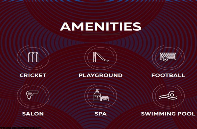 Piramal Revanta  Amenities