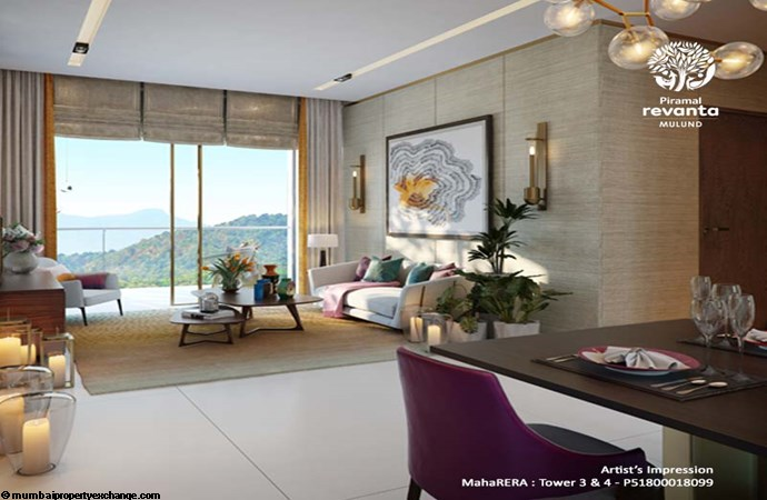 Piramal Revanta  Piramal-Revanta-Tower-Living