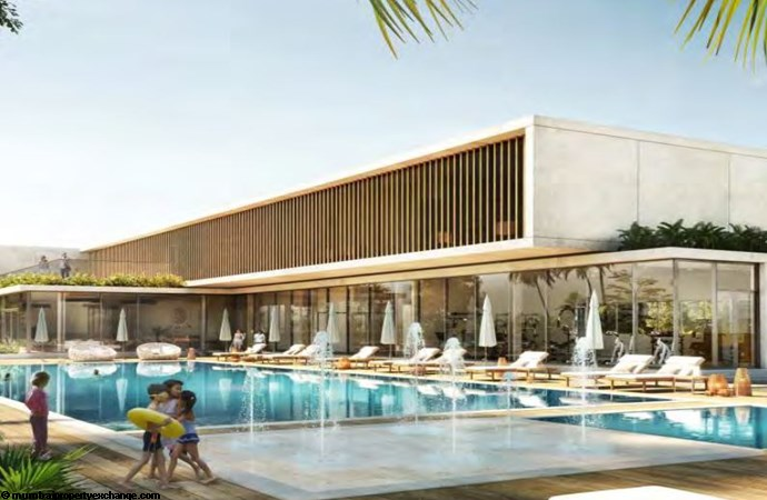 Piramal Revanta  Piramal Revanta Swimming Pool