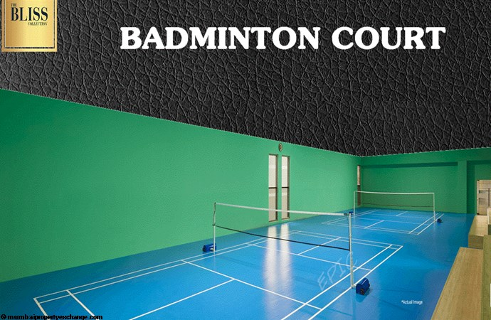 The Bliss Collection Omkar Bliss Badminton Court