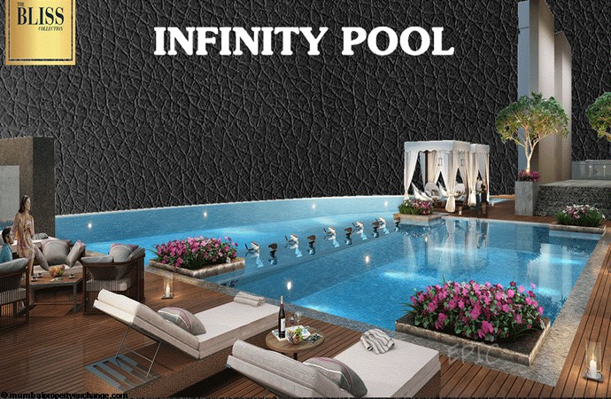 The Bliss Collection Omkar Bliss Infinity Pool