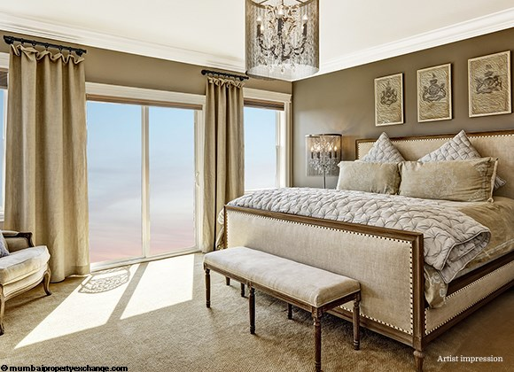 The Bliss Collection Omkar Bliss Master Bedroom
