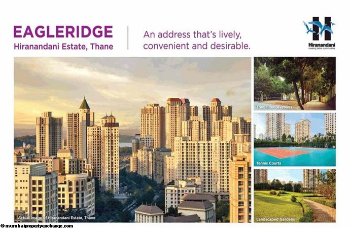 Hiranandani Eagleridge Eagleridge An Address That's Lively