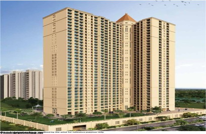 Hiranandani Eagleridge Hiranandani Eagleridge Elevation