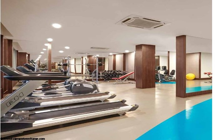 Hiranandani Eagleridge Hiranandani Eagleridge Gym