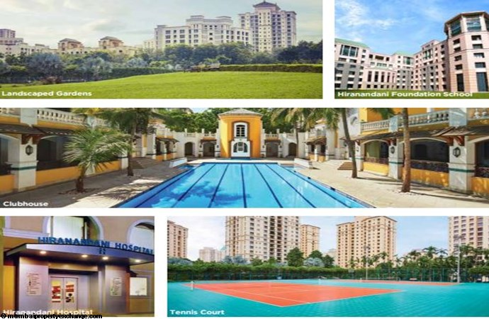 Hiranandani Eagleridge Hiranandani Estates Amenities