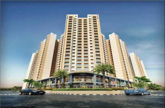L and T Seawoods L and T Seawood Residences