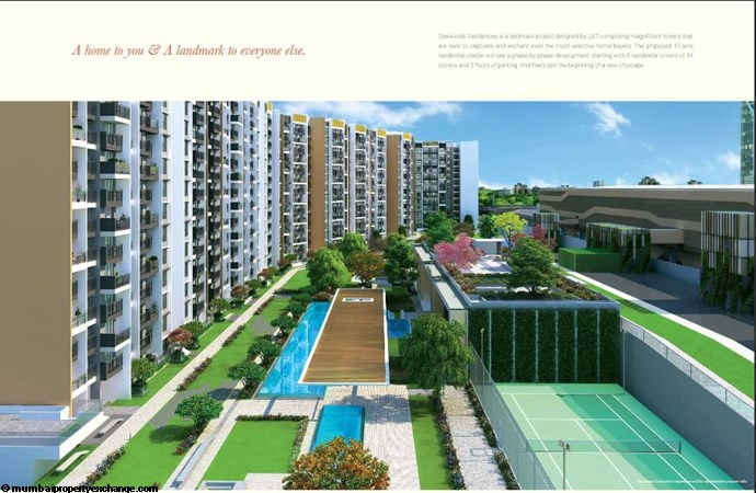 L and T Seawoods Seawoods Residences Image-1