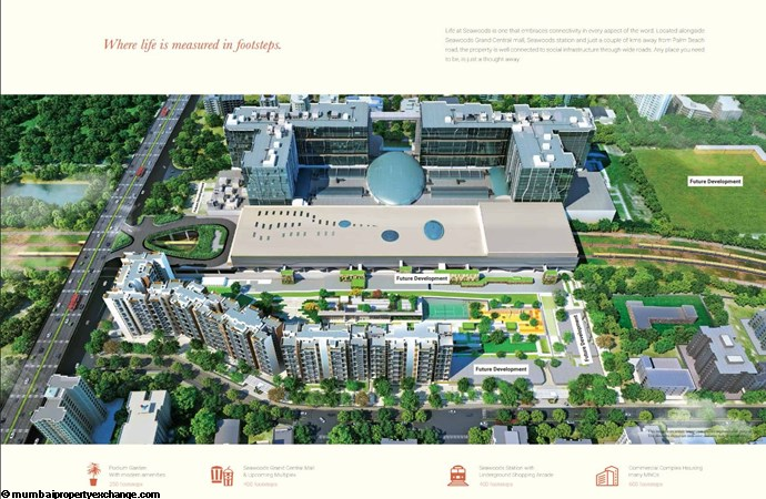 L and T Seawoods Seawoods Residences Image-2