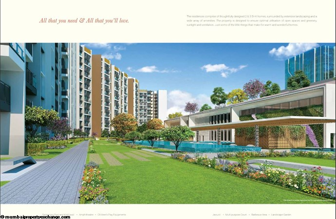 L and T Seawoods Seawoods Residences Image-3