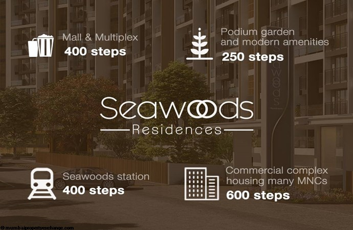 L and T Seawoods Seawoods Residences Image-4