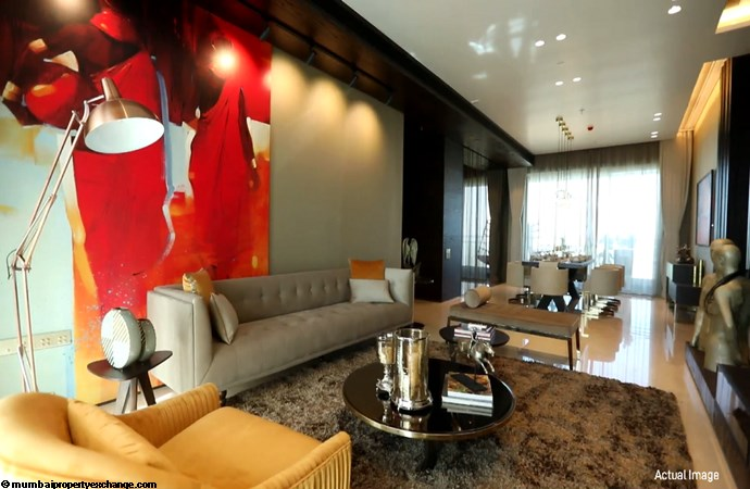 Vivarea Tower E K Raheja Vivarea Living Room
