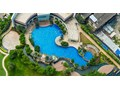 K Raheja Vivarea Swimming Pool View