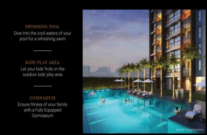 Primo LOdha Primo Thoughfully designed Amenities